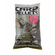 Bait Tech HALIBUT CARP FEED PELLETS 2 Kg