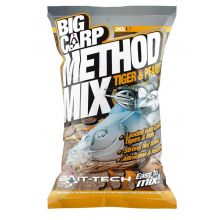 BAIT-TECH METHOD MIX TIGER & PEANUTS 2KG