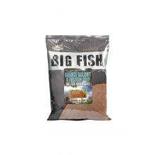 Dynamite Baits Big Fish - Marine Halibut & Frenzied Hemp Groundbait 1,8kg