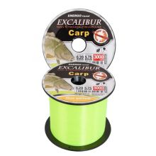 Fir Excalibur Carp Fluo Yellow 3000m
