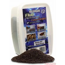 Haldorado - Fluo Micro Method Feed Pellet - Black Power
