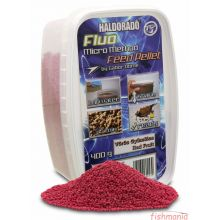 Haldorado - Fluo Micro Method Feed Pellet - Red Fruit