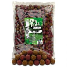 Haldorádó Big Feed - C21 Boilie - Stawberry & Pineapple 21mm 2,5 kg