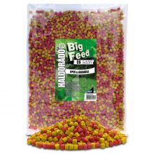 Haldorádó Big Feed - C6 Pellet - Strawberry & Pineapple 2,5 kg