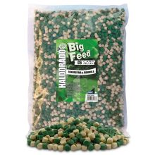 Haldorádó Big Feed - C6 Pellet - Garlic & Almond