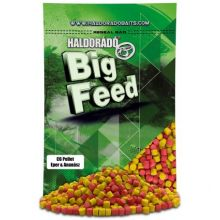 Haldorádó Big Feed - C6 Pellet - Strawberry & Pineapple