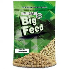 Haldorado Big Feed C6 Pellet Coconut/TIgernut 900g