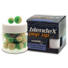 Haldorado BlendeX Pop Up Big Carps Usturoi si Migdale 12-14mm
