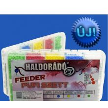 Haldorádó Feeder Set Pufi
