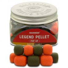 Haldorado Legend Pellet Pop Up Brutal Liver 12,16mm
