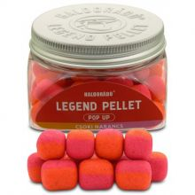 Haldorado Legend Pellet Pop Up Choco Orange 12,16mm