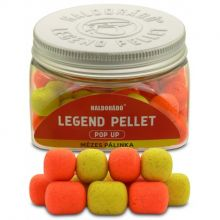 Haldorado Legend Pellet Pop Up Honey Brandy 12,16mm