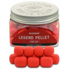 Haldorado Legend Pellet Pop Up Hot Carp 12,16mm