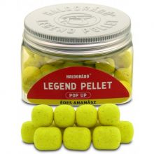 Haldorado Legend Pellet Pop Up Pineapple 12,16mm