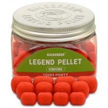 Haldorado Legend Pellet Sinking Hot Carp 8,12,16 mm