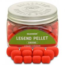 Haldorado Legend Pellet Sinking Red Devil 8,12,16 mm