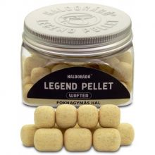 Haldorado Legend Pellet Wafter Garlic Fish 12,16 mm