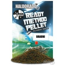 Haldorado Ready Method Pellet Brauni
