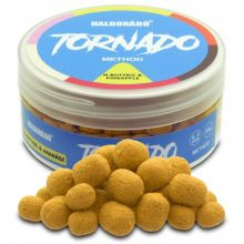 Haldorado Tornado Method Wafter N-Butyric/Pineapple 6-8mm