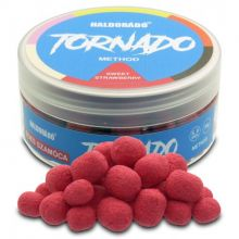 Haldorado Tornado Method Wafter Sweet Strawberry 6-8mm