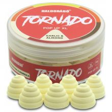 Haldorado Tornado Pop Up XL Garlic/Almond 15mm