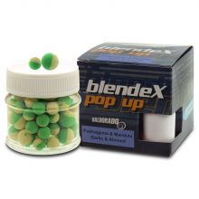 Haldorado BlendeX Pop Up Method Garlic&Almond 8-10mm