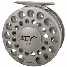 MULINETA DE MUSCA OKUMA FLY FISHING SLV CL.5/6