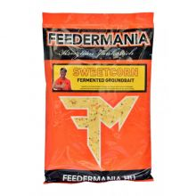 Nadă Feedermania GROUNDBAIT Fermented Sweetcorn