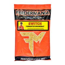 Nadă Feedermania GROUNDBAIT Fermented Switch