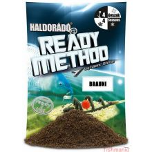 Nadă Haldorado - Ready Method - Brauni