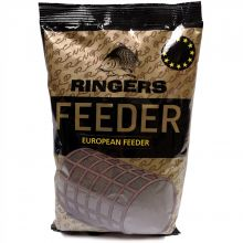 Nadă Ringers European Feeder Black Groundbait 1kg