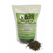 Pellete  2.20 Baits 2mm Mix