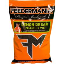 Pellete Feedermania  Lemon Dream 800g