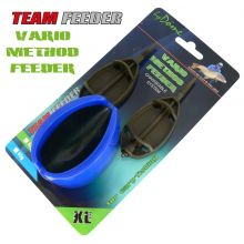 Set Momitor By Döme TEAM FEEDER Vario Method Feeder XL